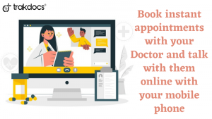 Online appointment app for Doctors